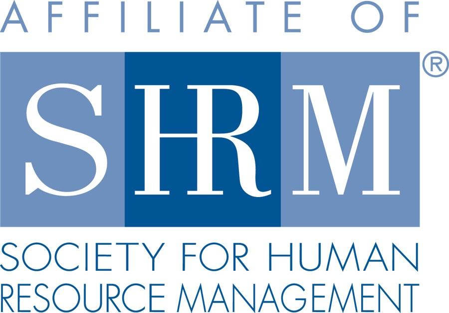 SHRM logo blue website