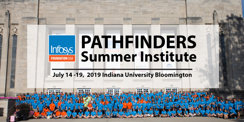 Infosys Foundation USA Pathfinders Summer Institute 2019