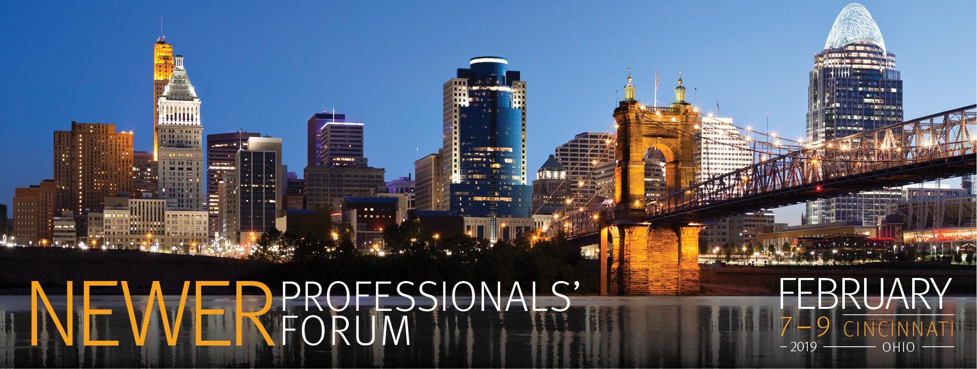 2019 NALP Newer Professionals' Forum