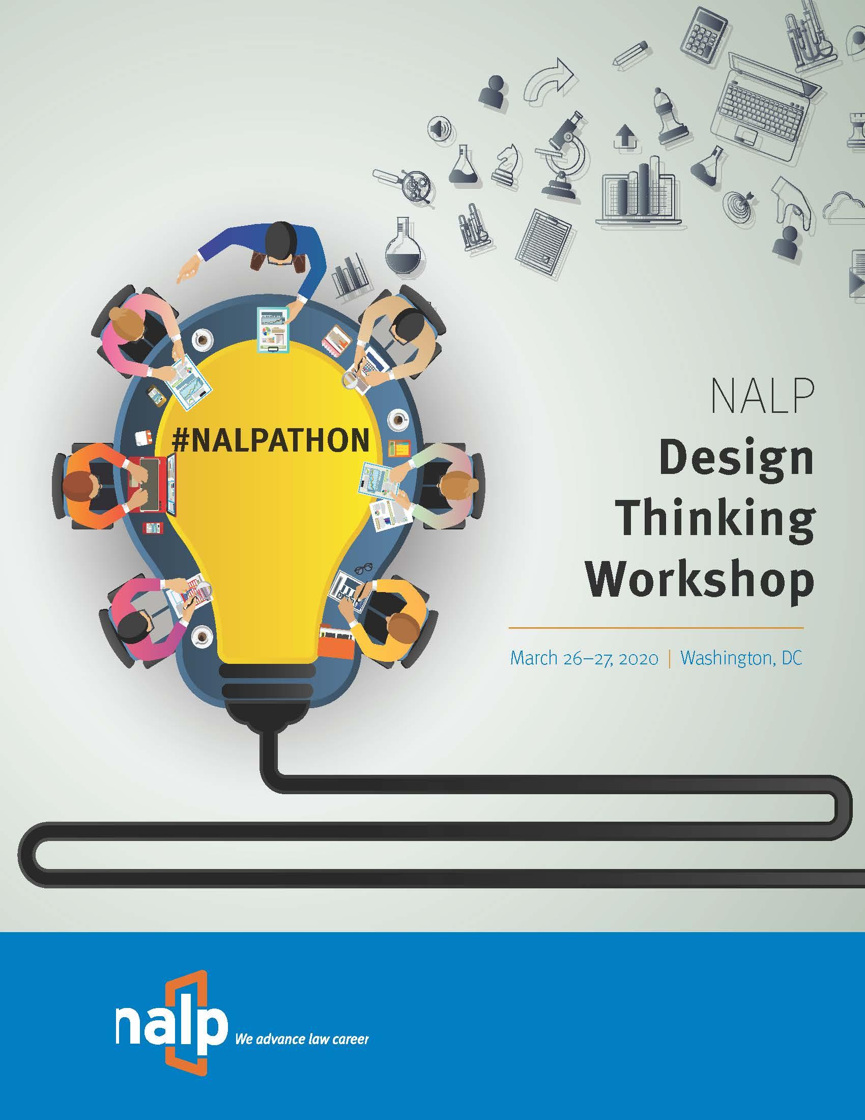 2020 Design Thinking Brochure Image