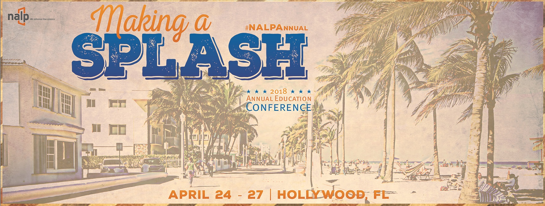 2018 NALP Annual Education Conference