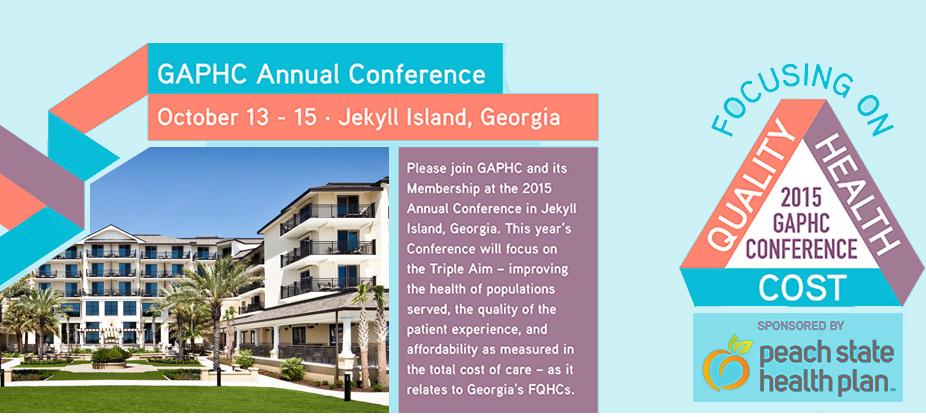 2015 GAPHC Annual Conference