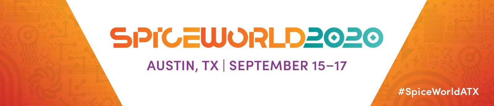 SpiceWorld Austin 2020