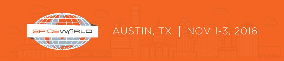 SpiceWorld Austin 2016