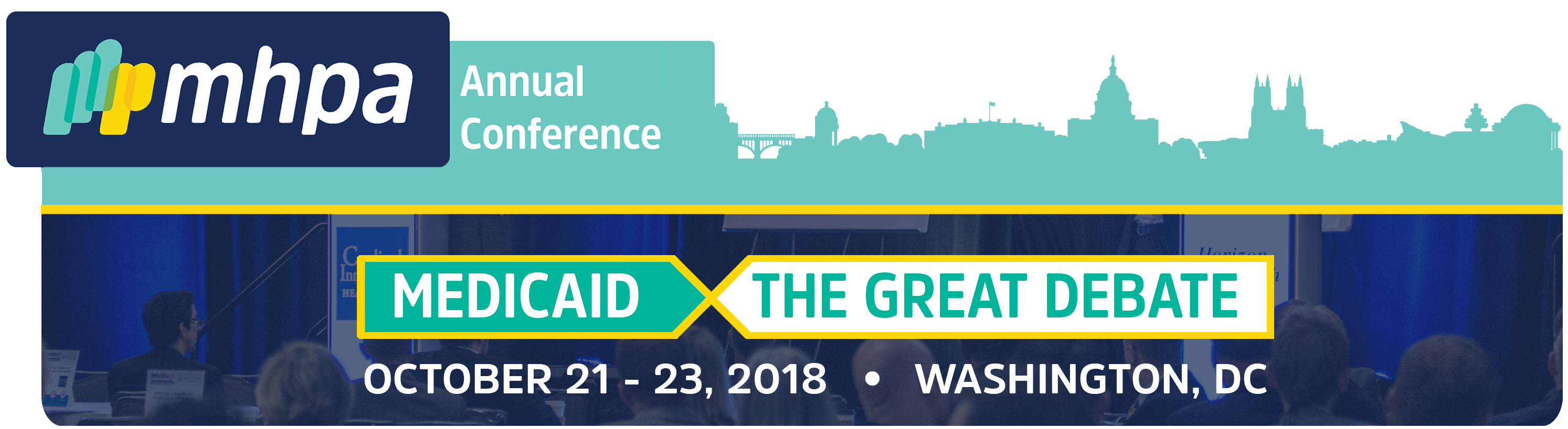 MHPA Annual Conference: Medicaid - The Great Debate
