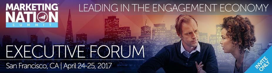 Marketing Nation Summit Executive Forum Full Pass