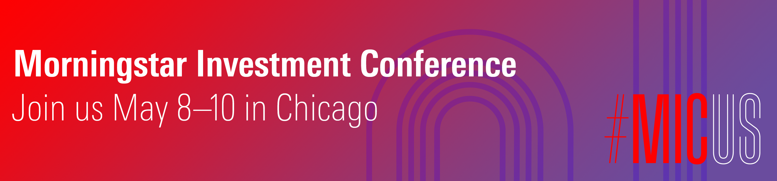 Morningstar Investment Conference 2019 USA