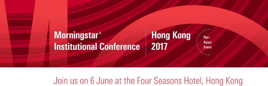 Morningstar Institutional Conference Asia 2017