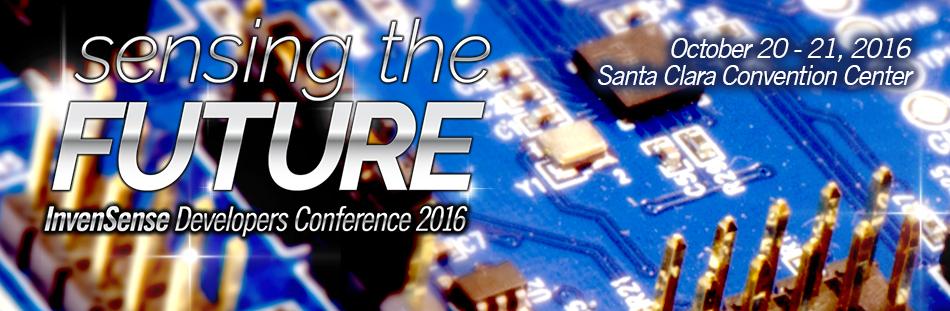 InvenSense Developers Conference 2016