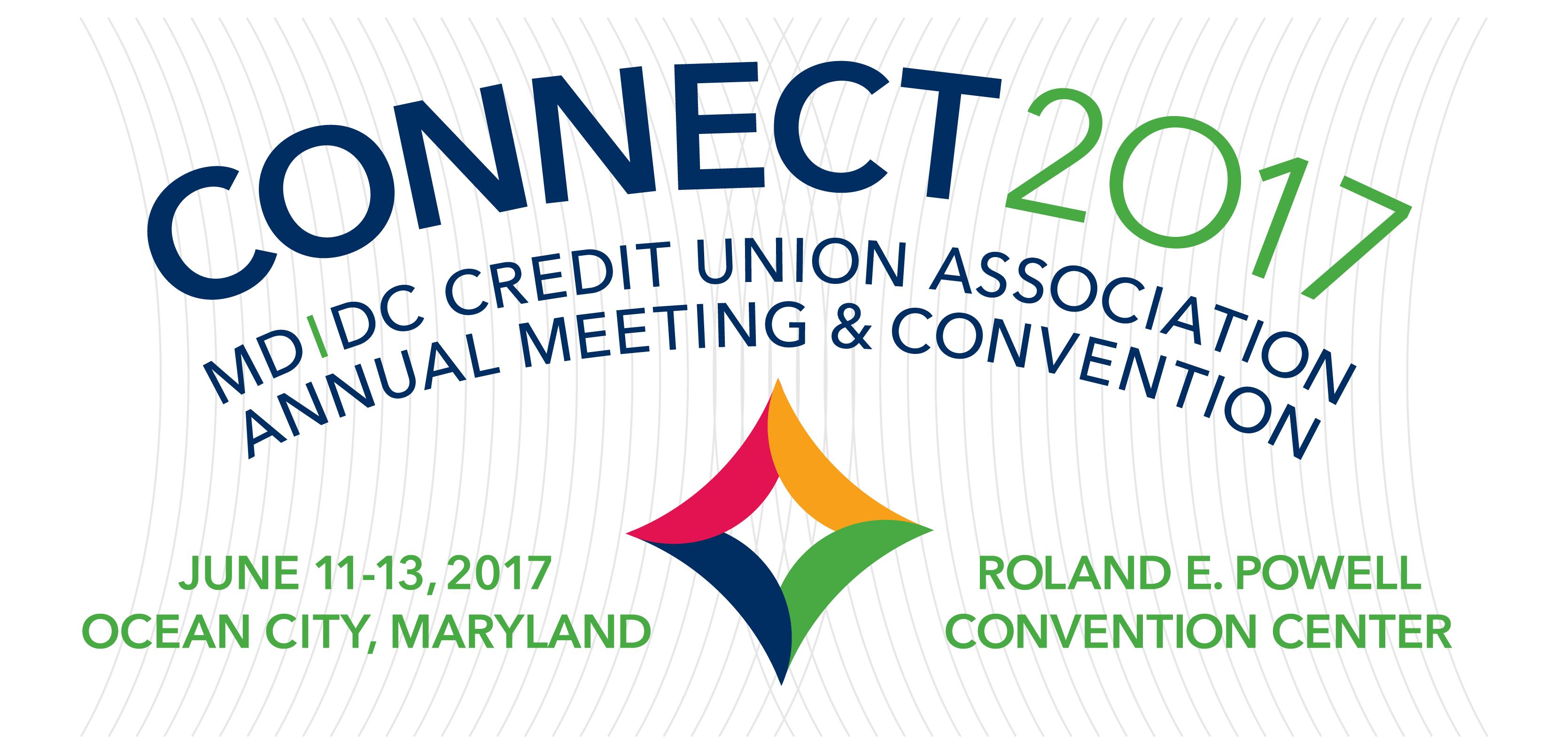 2017 MD|DC CUA Annual Meeting & Convention