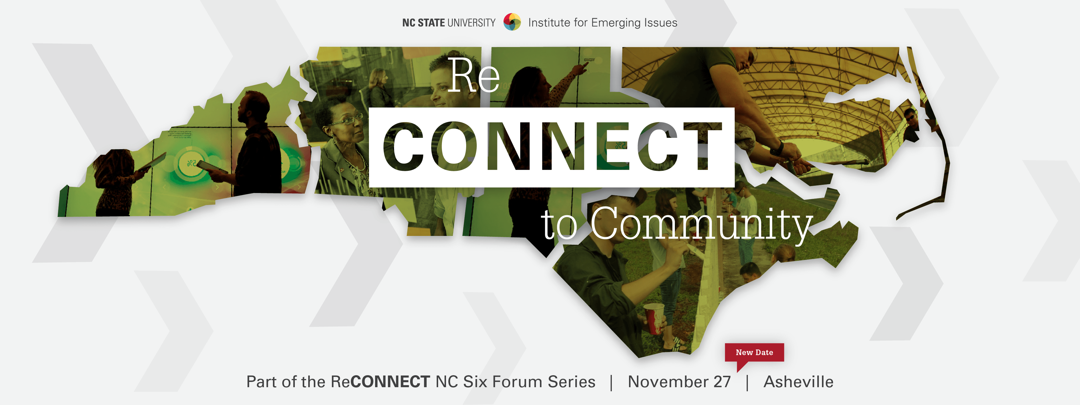 ReConnect To Community: Solving Problems Together for a More Prosperous Future
