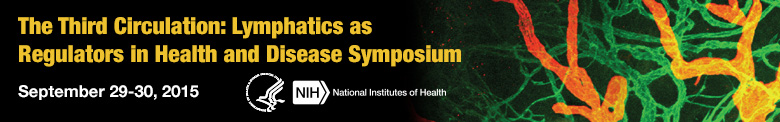 The Third Circulation: Lymphatics as Regulators in Health and Disease Symposium