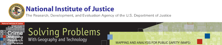 The Tenth Crime Mapping Research Conference