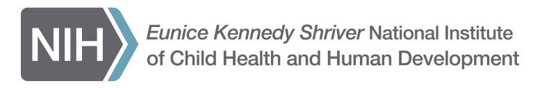 Logo of the NIH Eunice Kennedy Shriver National Institute of Child Health and Human Development