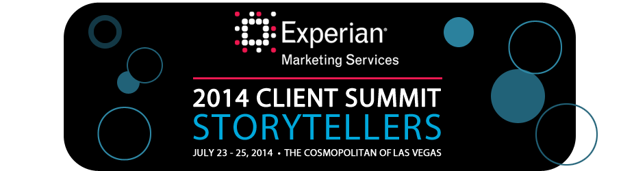 Experian Marketing Services 2014 Client Summit