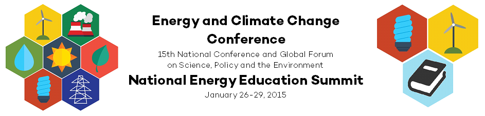 2015 Energy and Climate Change Conference and Energy Education Summit