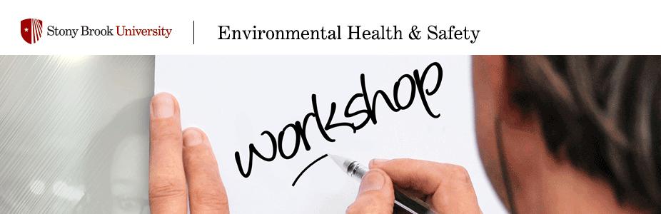 Environmental Health & Safety Training Workshops