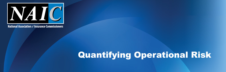 Quantifying Operational Risk