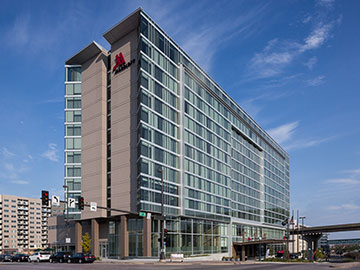 Omaha Marriott Downtown at the Capitol District Hotel