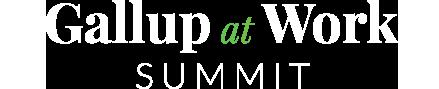 Gallup at Work Summit 2020 Logo