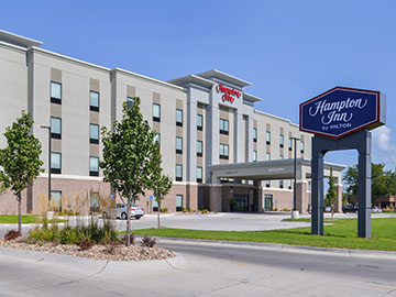 Hampton Inn by Hilton, Omaha Airport