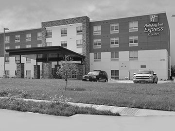 Holiday Inn Express & Suites, Omaha Airport