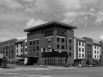 Hampton Inn Downtown