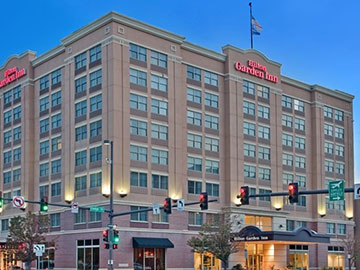 Hilton Garden Inn – Omaha Downtown Old Market