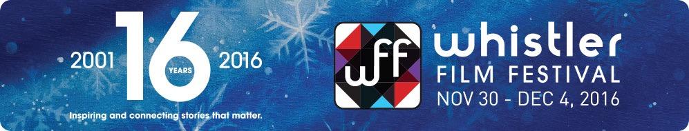 Whistler Film Festival + Summit