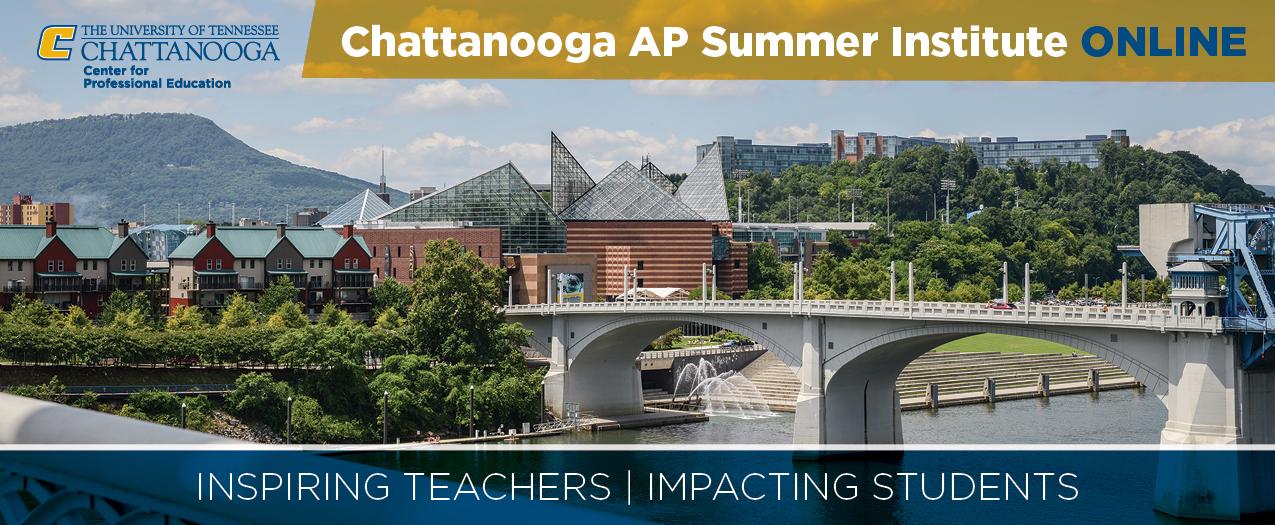 Chattanooga APSI Online Week 3  (June 28-July 1, 2021)