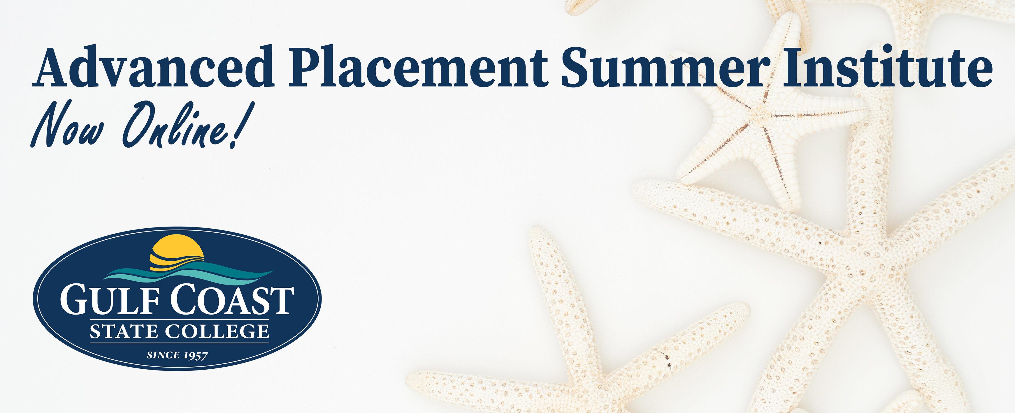Gulf Coast State College APSI Online - Week 2