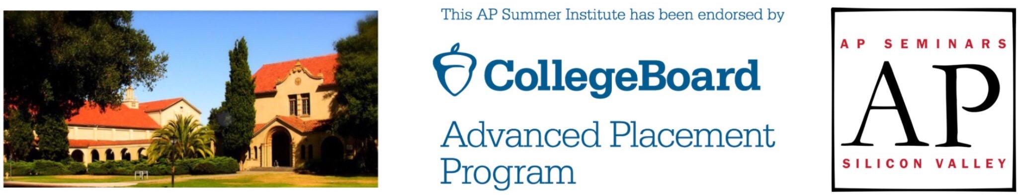 AP Seminars Silicon Valley ONLINE Week 1  (7/19/21-7/22/21)