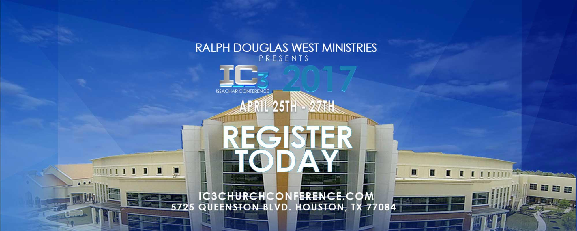 IC3 - Issachar Church Growth & Development Conference