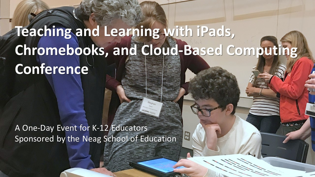 Teaching and Learning with iPads, Chromebooks, and Cloud-Based Computing