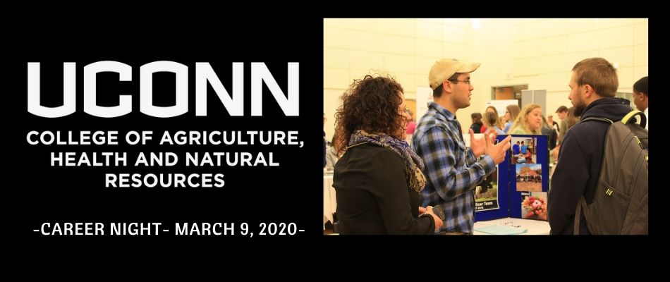 College of Agriculture, Health and Natural Resources Career Night