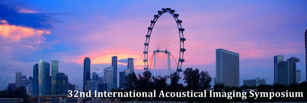 32nd International Acoustical Imaging Symposium