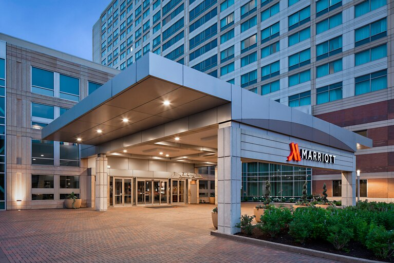 MarriottEntrance