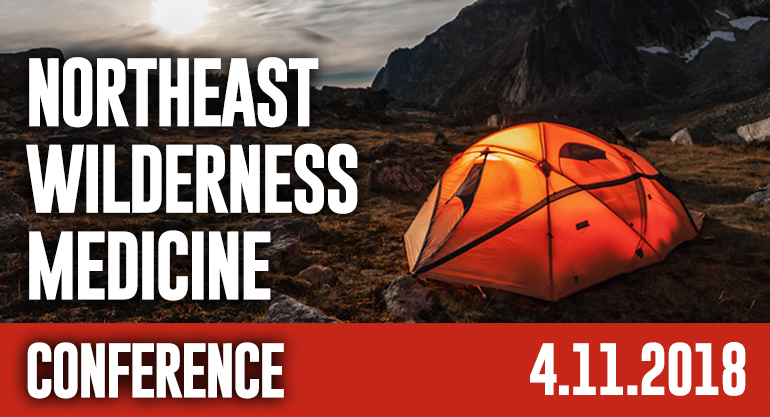 Northeast Wilderness Medicine Conference (2018)