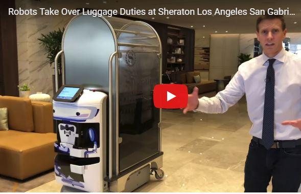 Robots Sheraton