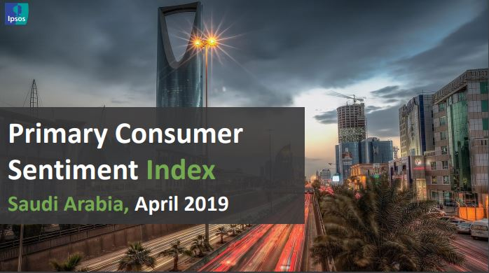 Saudi Arabia's Primary Consumer Sentiment Index