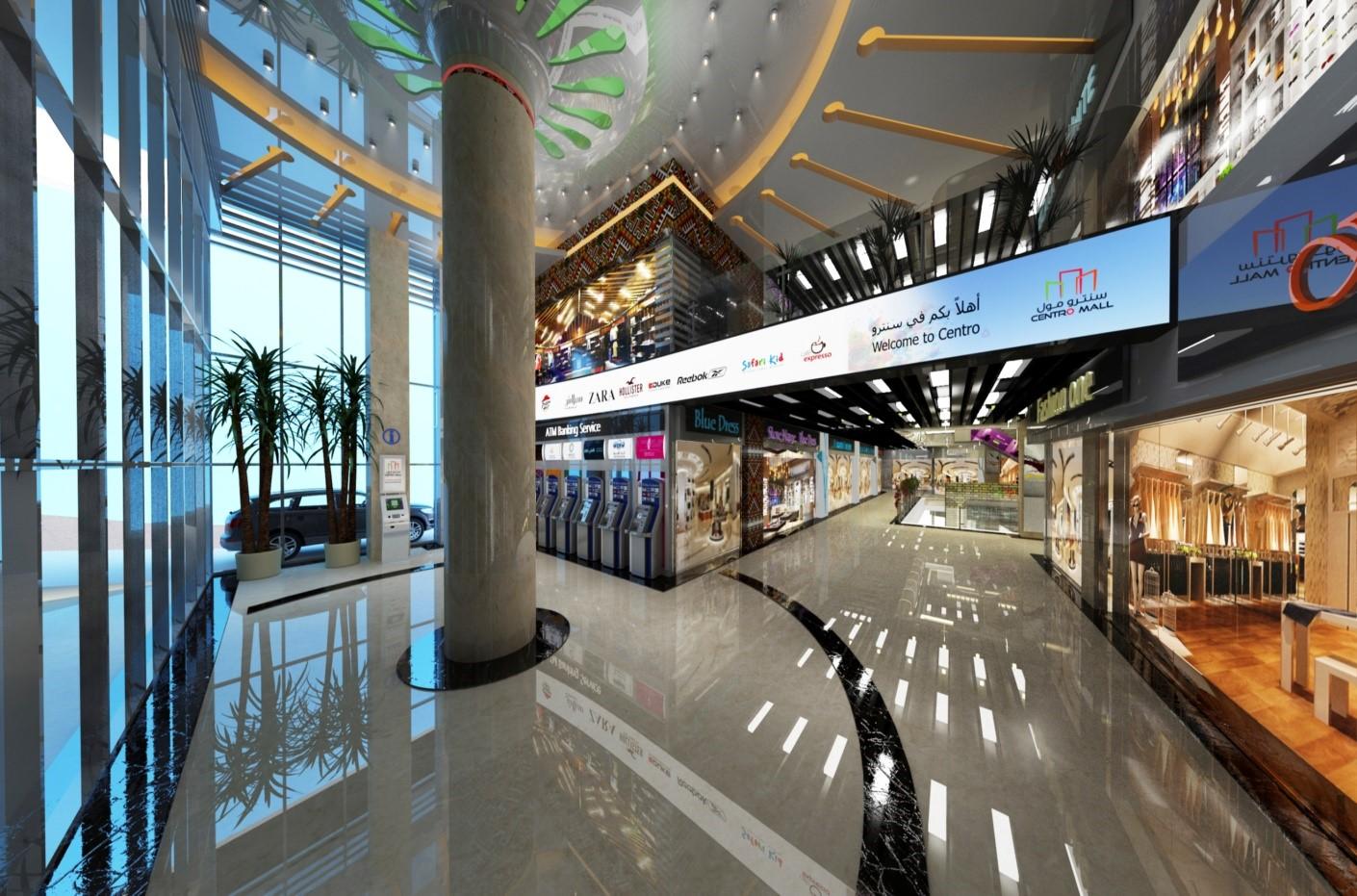 Centro mall Sales