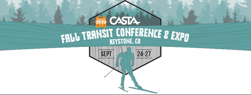 2019 CASTA/CDOT Transit Fall Conference & Expo