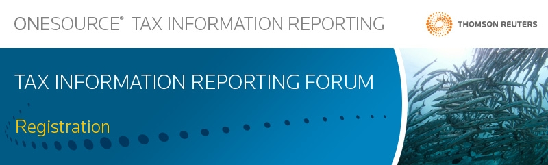 2011 Tax Information Reporting Forum