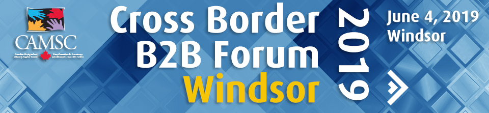 Cross Border B2B Forum 2019