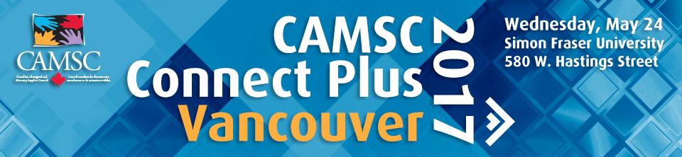 CAMSC Connect Plus - Vancouver