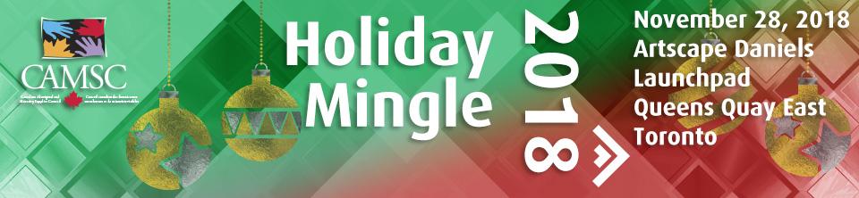 CAMSC Holiday Mingle 2018