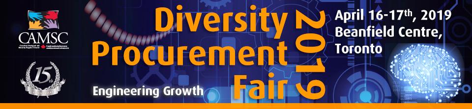 Diversity Procurement Fair 2019