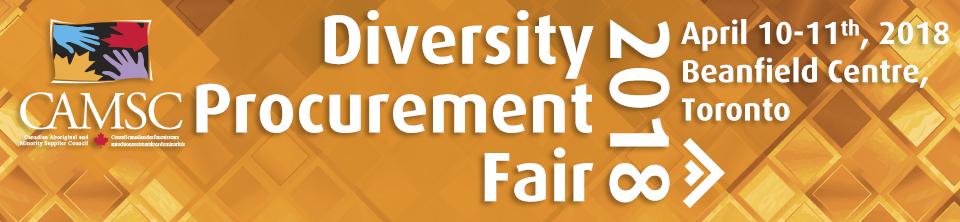 Diversity Procurement Fair 2018