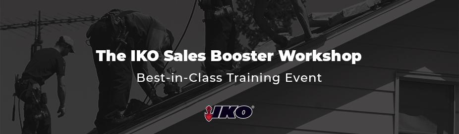 IKO Sales Booster Workshops_Chicago