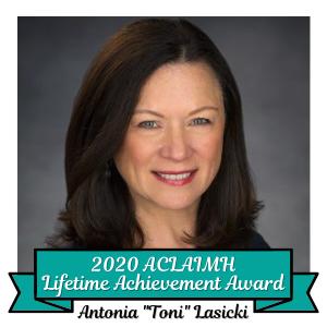 2020 ACLAIMH Lifetime Achievement Award